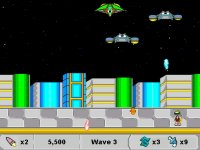 Galactic Menace - mimozemské civilizace útočí