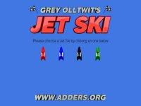 Jet Ski - honičky na vodě