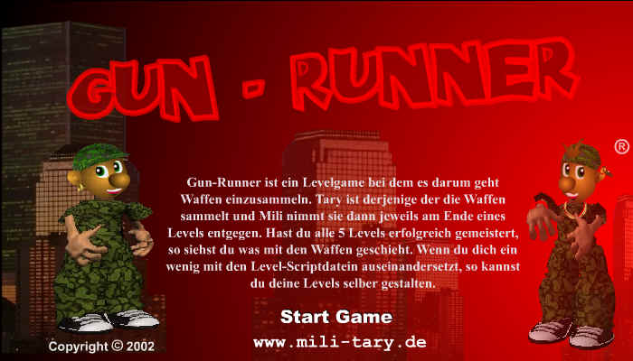 Gun-Runner