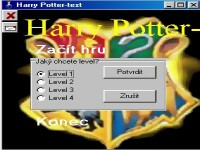 Harry Potter Test