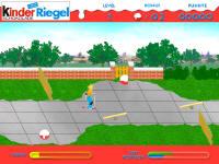 Kickboard Challenge