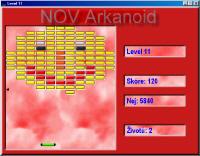NOV Arkanoid