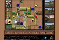 Railroad Tycoon 3 minigame