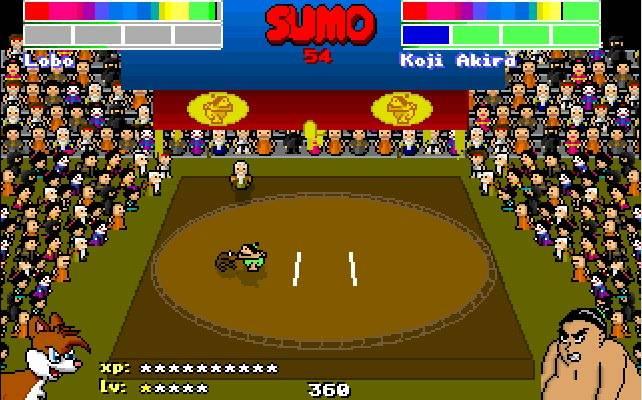 SumoWrest