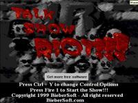 Talk Show Riot