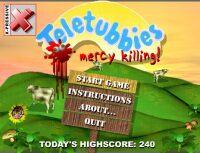 Teletubbies: Mercy Killing