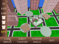 Town Hall Toaster