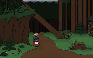 Únos aneb Tajemství hlubin lesa