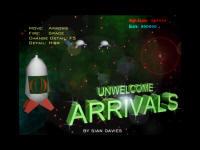Unwelcome Arrivals