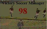 Victory Soccer Manager 98