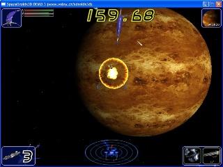 SpaceDroids3D