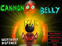 Cannon Belly Man