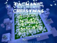 Christmas Pacmanic