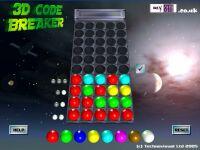 3D Code Breaker