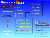 Crazy Marbles