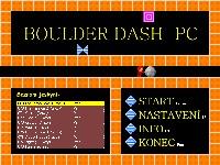 Boulder Dash CZ