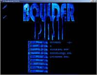 DX Boulder Dash