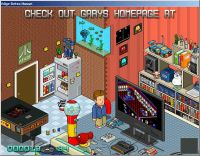 Edge Retro House