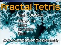 Fractal Tetris