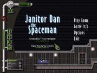 Janitor Dan the Spaceman
