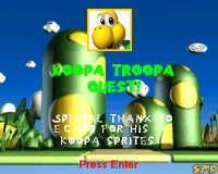 Koopa Troopa Quest