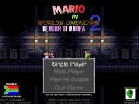 Mario in World Unknown 2