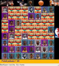 Pexeso NBA