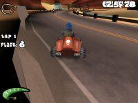 Roswell racer