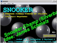 Snooker Pinball