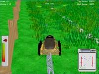 Virtual Lawn Mower