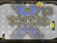 X-Pong 3D