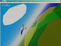 YS Flight Simulation system 2000