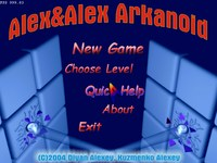 Alex and Alex Arkanoid