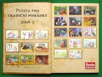 Puzzle k Českým pohádkám