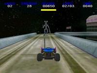 Racing Car Space