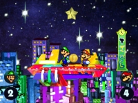 Mario Sky Sumo