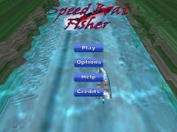 Speedboat Fisher