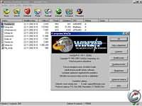 WinZip 8.1 SR-1 - větší obrázek z programu