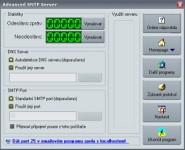 Advanced SMTP Server - větší obrázek z programu