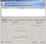 AimOne Video Converter - větší obrázek z programu