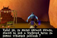 Aladdin : Nasira's Revenge - větší obrázek ze hry