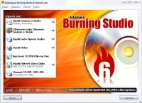 Ashampoo Burning Studio - větší obrázek z programu