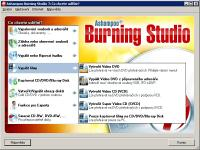Ashampoo Burning Studio 7 - větší obrázek z programu