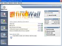 Ashampo FireWall Pro - větší obrázek z programu