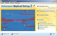 Ashampoo Magical Defrag 2 - větší obrázek z programu