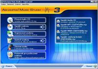 Ashampoo Music Studio 3 - větší obrázek z programu