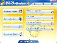 Ashampoo WinOptimizer 4 - větší obrázek z programu