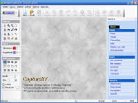 CaptureXT Screen Capture - větší obrázek z programu