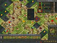 Carcassonne - větší obrázek ze hry