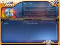 CloneDVD - větší obrázek z programu
